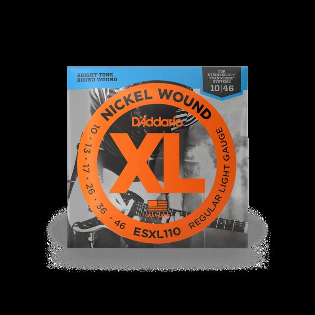 Jgo.Cuerdas Guitarra Eléctrica D'Addario Esxl110 - Doble Bol