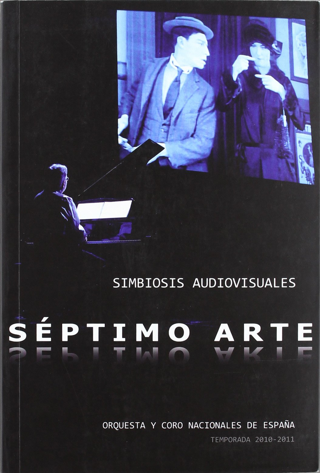 Séptimo Arte. Simbiosis Audiovisual