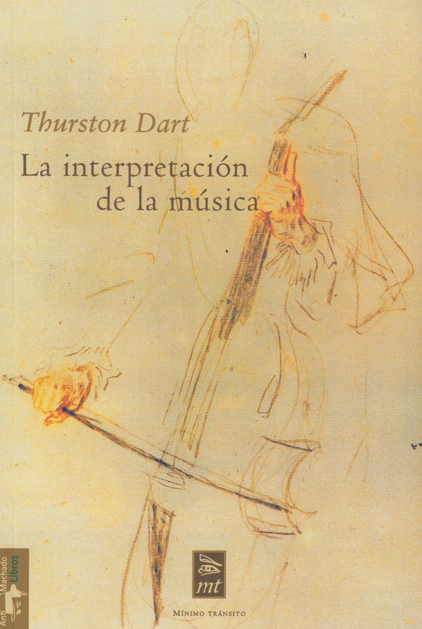 La interpretación de la música