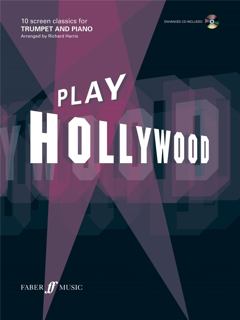 Play Hollywood For Trumpet +CD