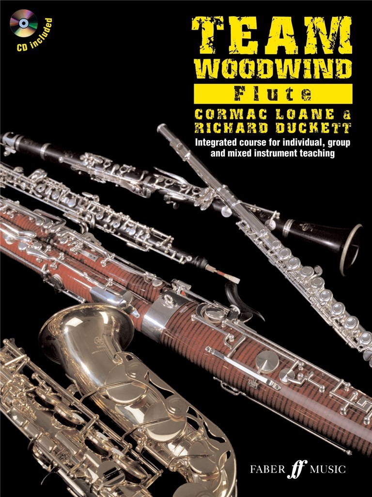Team Woodwind: Flute+CD