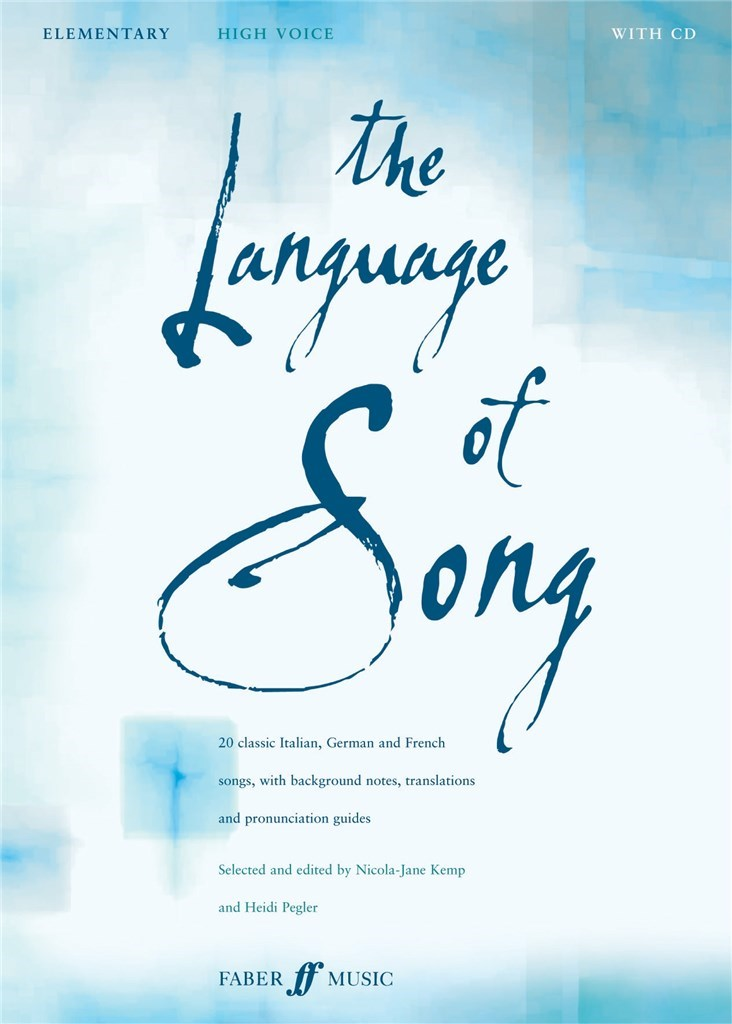 Language of Song: Elementary