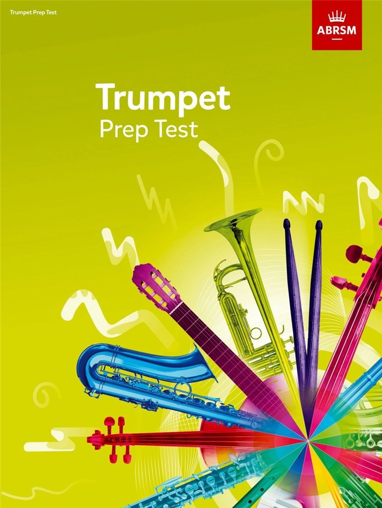 ABRSM Trumpet Prep Test 2017+