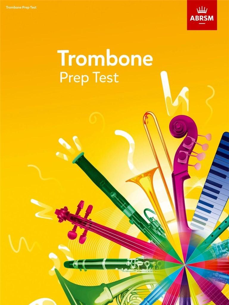 ABRSM Trombone Prep Test 2017+
