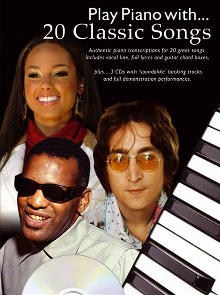 Oferta Play Piano With 20 Classic Songs