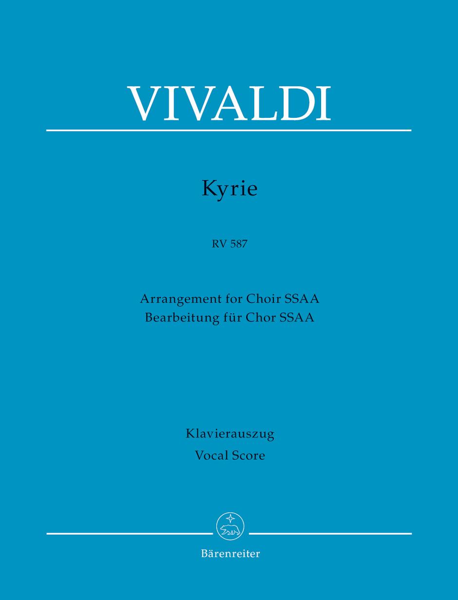 Kyrie RV 587 Coral. Vivaldi