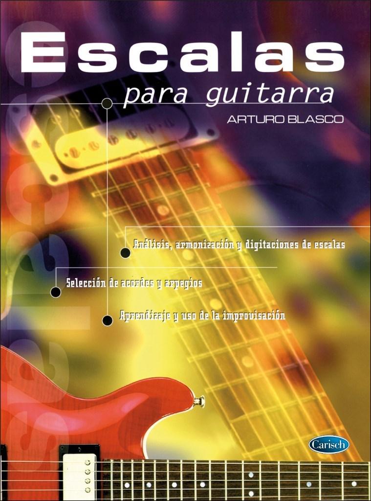 Escalas Para Guitarra.Blasco