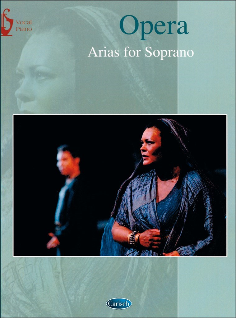 Opera : Arias for Soprano