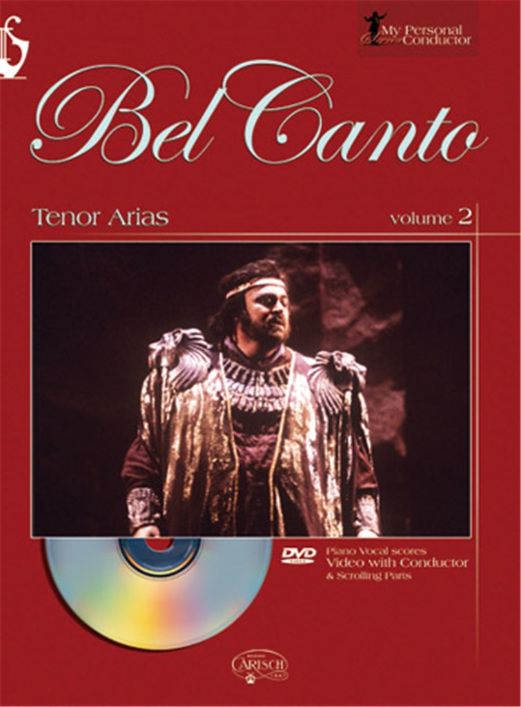 Bel Canto Tenor Arias - Volume 2