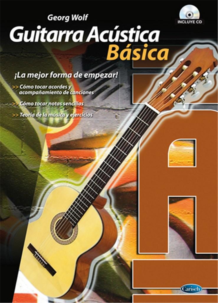 Guitarra Acustica Basico