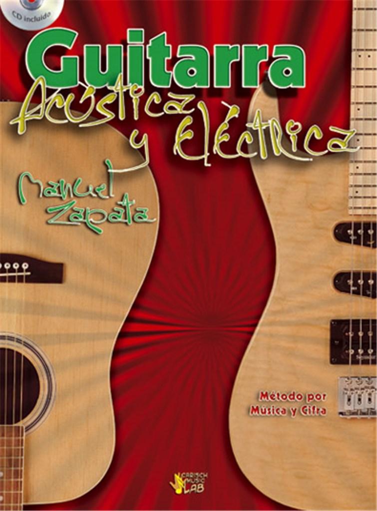 Guitarra Acustica Y Electrica.