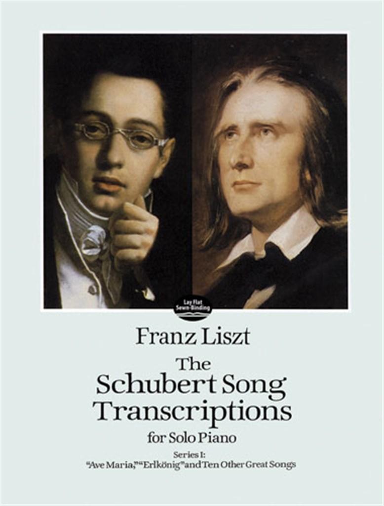Lieder 1 (Schubert). Liszt