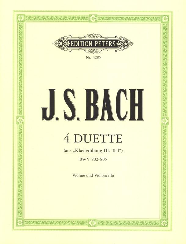 Duets for Cello & Violin