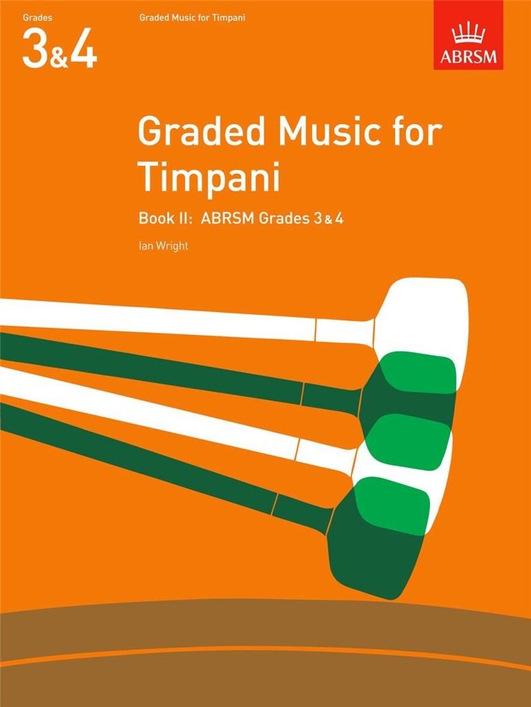Graded Music for Timpani, Book II