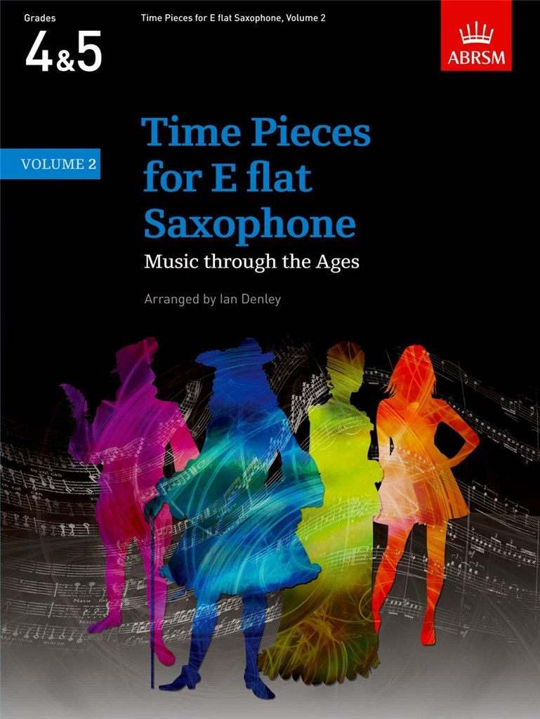 Time Pieces for E flat Saxophone, Volume 2