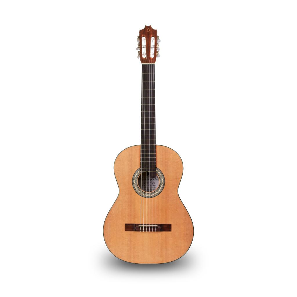 Guitarra Artesanal modelo Alajeró. Abraham Luthier