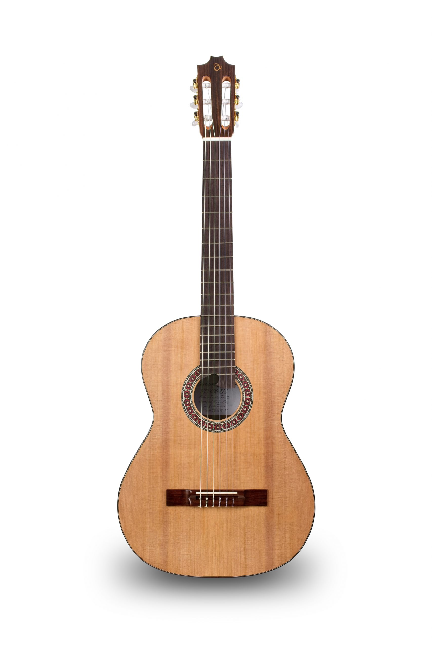 Guitarra Artesanal modelo Las Breñas. Abraham Luthier
